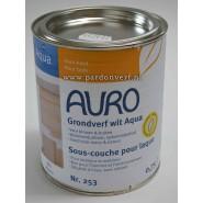 Auro grondverf  aqua 0,75 lt.
